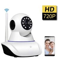 SDETER Baby Monitor 720P Wifi Wireless Security System W Two Way Audio Camera
