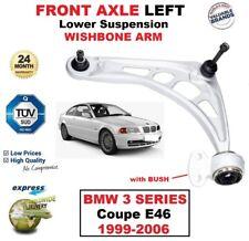 1x Asse Ant SX Braccio Oscillante Inferiore per BMW 3-series Coupe E46 1999-2006
