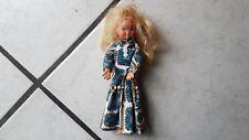 Barbie Puppe --60 er Jahre Puppe-Tutti -mit Kleid-und Stirnband -chic