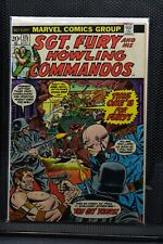 Sgt Fury and His Howling Commandos #115 Marvel Comic 1973 Stan Lee Ayers 4.5