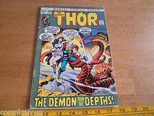 Thor 204 Bronze Age 1970's comic VG+