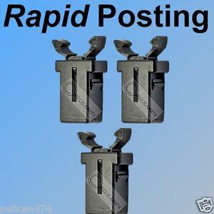 3x Repair bin lid latch clip catch 50L Brabantia touch trash can kitchen push to