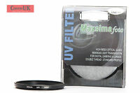 Maxsima 52mm UV Ultra Violet Filter With Protective Case *Free P&P*
