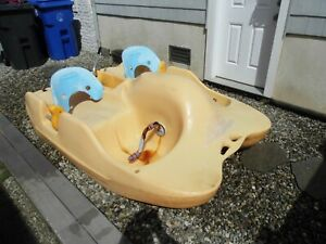 PEDAL BOAT FUTURE BEACH WATER BEETLE  = PICK UP ONLY