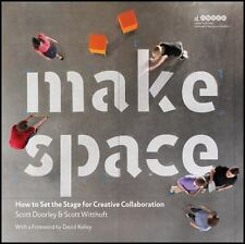Make Space: How to Set the Stage for Creative Collaboration, Very Good Books