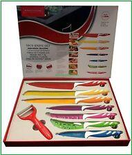 Set coltelli da cucina ceramica con pelapatate CONSEGNA RAPIDA