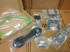 AVAYA GATEWAY PARTS INCLUDING CABLES, MOUNTING BRACKETS..., NEW