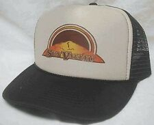 Sun Valley Trucker Hat mesh hat snapback hat tan/brown