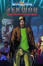 William Shatner Presents: Tek War Volume 1, Davis, Scott, Shatner, William, Exce