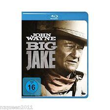 Big Jake [Blu-ray] John wayne, Christopher Mitchum, Maureen O 'Hara * NOUVEAU & OVP *
