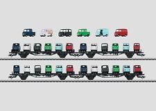 +++ Märklin MHI Autotransportwagen-Set Goggo DB 45099