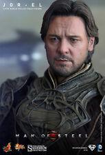 MAN OF STEEL: JOR-EL Kryptonian (Russell Crowe) HOT TOYS 1:6 Scale_902054_NRFB