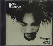 BEN HARPER - WELCOME TO THE CRUEL WORLD - CD