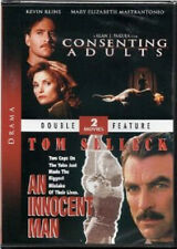 Consenting Adults / An Innocent Man (DVD)