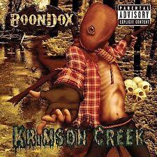 Krimson Creek [PA] by Boondox (CD, Apr-2010, Psychopathic Records)