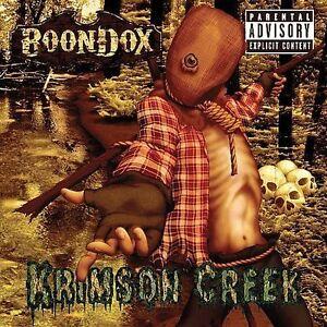 (NEW!) CD BOONDOX KRIMSON CREEK PSYCHOPATHIC RARE ICP insane clown posse crimson