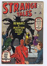 Strange Tales #78 Marvel 1960, VERY GOOD -,Ant-Man prototype