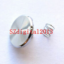 Shutter Release Button For Nikon Coolpix S620 Digital Camera Repair Part Silver