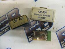 GE CR123H18.6B Overload Heater Element - NEW