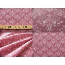 coupon de tissu TILDA 70x50 Victoria fond mauve