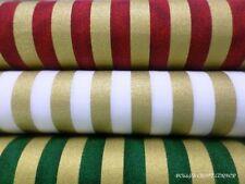 Tessuti e stoffe rosa per hobby creativi strisce