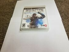 Red Faction: Armageddon (Sony PlayStation 3, 2011) new ps3