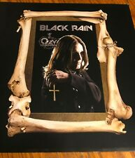 Ozzy Osbourne/ Black Rain/ Excellent Condition/ See You On The Other Side/ 24x36