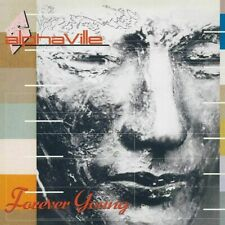 ALPHAVILLE FOREVER YOUNG DELUXE 2 CD (2019 Remastered) features BIG IN JAPAN
