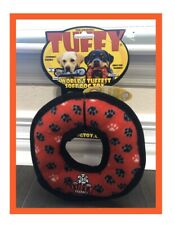 The Original TUFFY Dog Toy / World's Tuffest Soft Dog Toy 9in Diameter