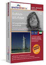 Arabisch lernen von A bis Z - Sprachkurs-XXL-DVD plus Smartphone-Version