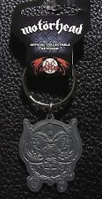 MOTORHEAD - OFFICIAL KEYCHAIN  WAR PIG  METAL KEY RING