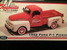 Raybestos 1952 Ford F-1 Pickup Die Cast Bank Model