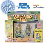 Tyco Bitsy Bears Hopsy Skipples Trike Set Boxed 1991 Old Toy Mlp G1 Vtg Retro