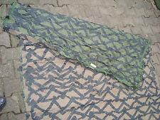 Tarnmatte Tarnnetz Tarnsatz NVA DDR  camouflage net