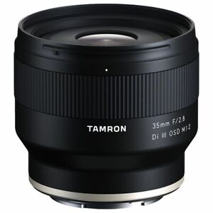 Tamron 35mm f2.8 Di III OSD Macro Lens for Sony FE