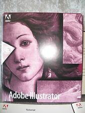 ADOBE ILLUSTRATOR 5.0 FOR MAC COMES IN BOX WITH 4 FLOPPY DISKS & USER BOOKS