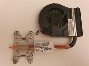 HP G6-2000 Laptop Heatsink Cooling Fan For Amd E2 Cpu  683193-001 Tested N