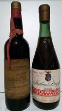 Lotto 2 bottiglie di vino Spagnolo da collezione