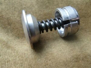 """ALLOY A HEAD 1"""" HEADSET BEARING ADJUSTER FOR 1"""" FORK COLUMN HANDY SPARE"""