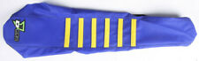 DCOR - 30-70-405 - Factory Reinforced Seat Cover, Blue/Yellow Ribs 13-5230
