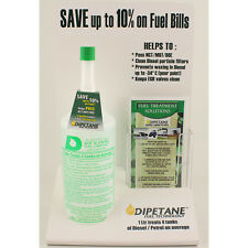 Dipetane 1L Fuel Treatment Reduce Emissions Injector DPF CAT EGR System Cleaner
