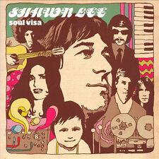 SHAWN LEE Soul Visa LP . soul funk electronica exotica beck jazzanova