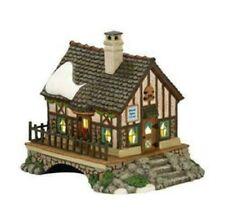 """Dept. 56 Dickens' Village Series """"Devon Brook Span Cottage"""" #4025257 Nib"""
