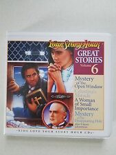 NEW Your Story Hour Great Stories Volume 6   AUDIO CD DRAMA  Christian Stories
