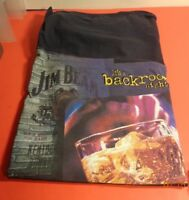 JIM BEAM IT'S A BACKROOM NIGHT COLLECTIBLE MENS XL T-SHIRT
