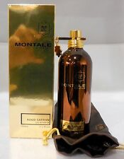 MONTALE AOUD SAFRAN EDP SPRAY 100 ML/3.3 OZ. NIB