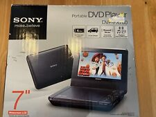 "Sony DVP-FX780 Portable DVD Player w/ 7"" Screen Plus Car Charger"