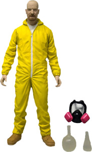 "Mezco Toyz--Breaking Bad - Walter White 6"" Hazmat Figure"
