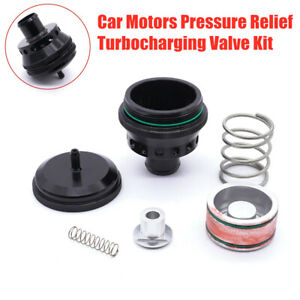 25MM Auto Car Motors Pressure Relief Turbocharging Valve Ki Set  Aluminum Alloy