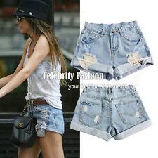 Summer/Beach Denim Shorts for Women